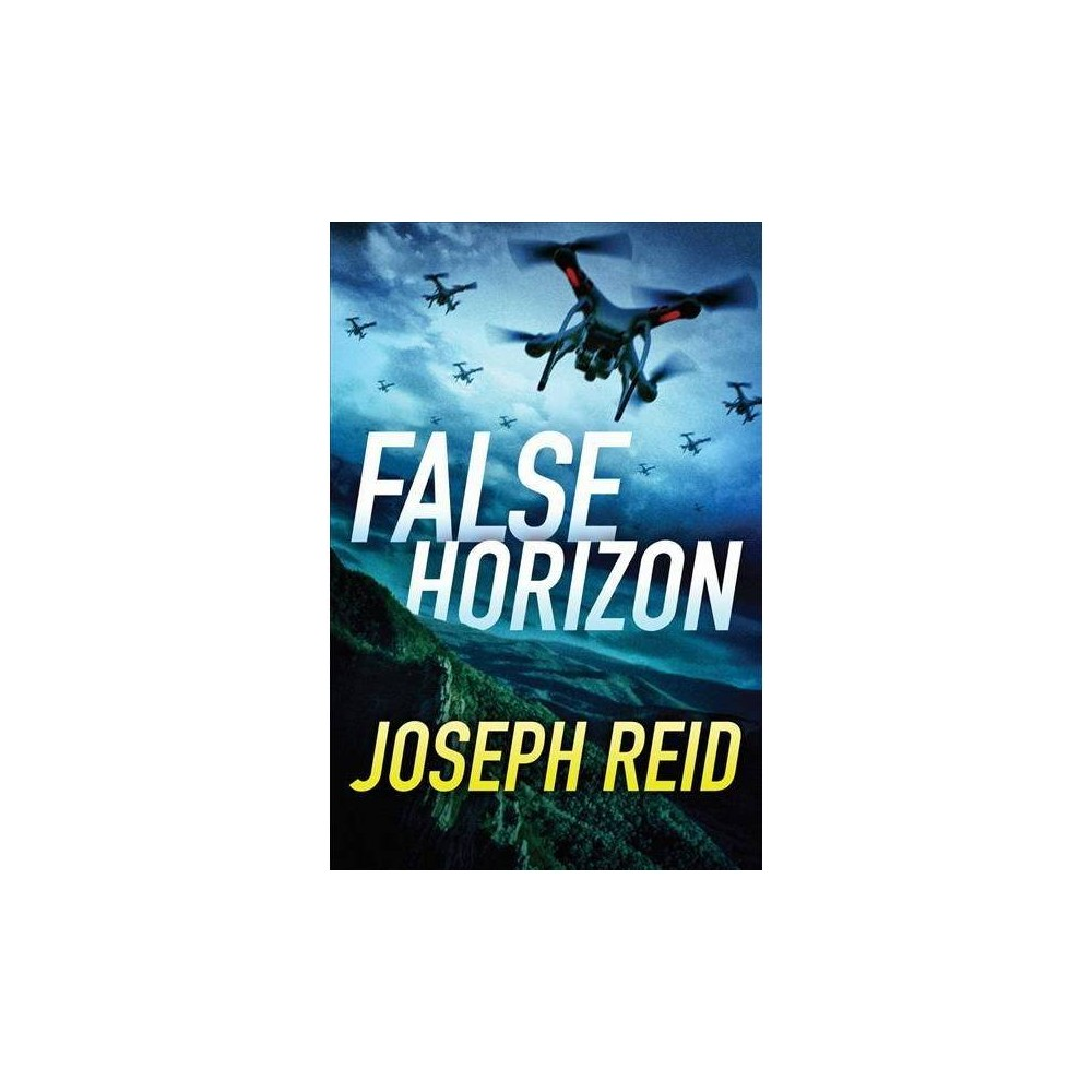 False Horizon - (Seth Walker) by Joseph Reid (Paperback)
