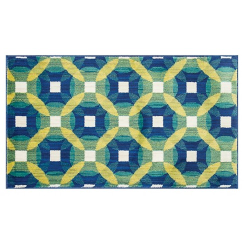 "Loloi Isabelle Accent Rug - Blue (2'2""X3'9"") - image 1 of 1"
