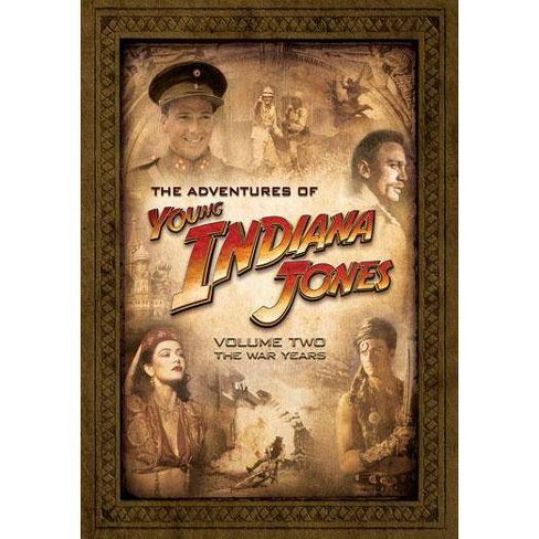 The Adventures Of Young Indiana Jones: Volume 2, The War Years (DVD) - image 1 of 1