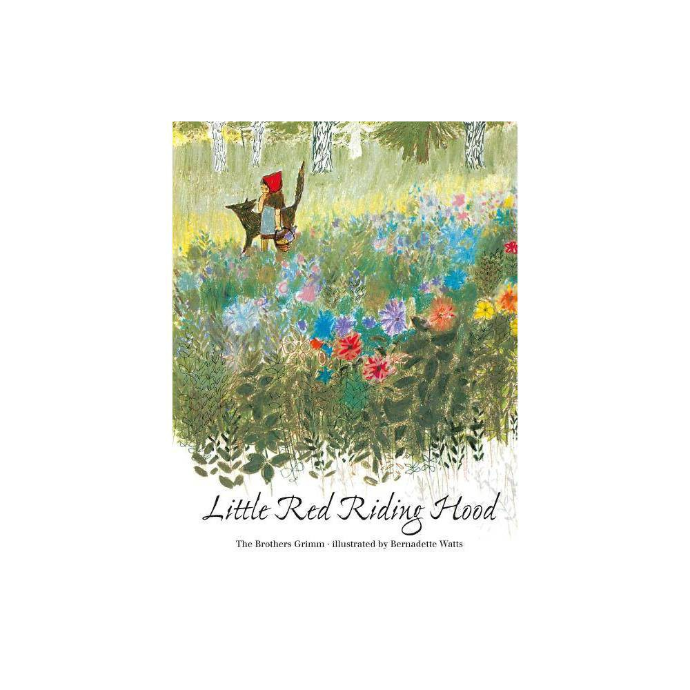 Little Red Riding Hood Volume 1 By Brothers Grimm Hardcover
