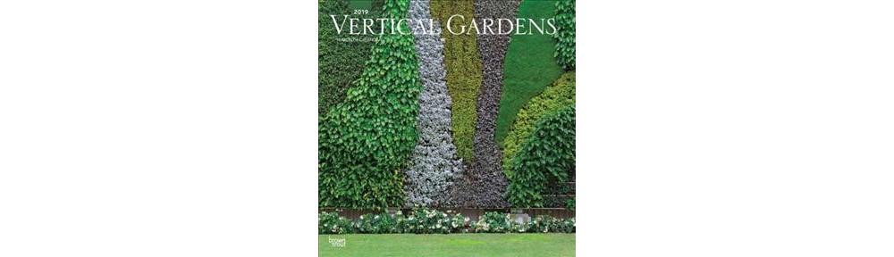 Vertical Gardens 2019 Calendar - (Paperback)