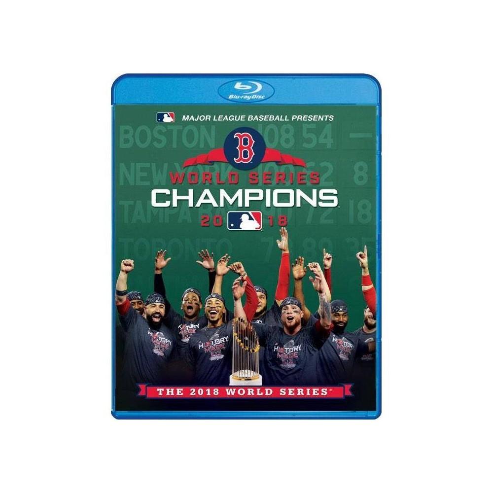 Mlb 2018 World Series Blu Ray 2018