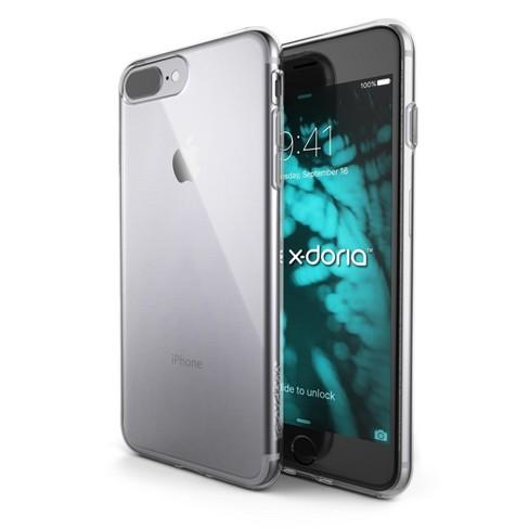 X-Doria iPhone 8 Plus/7 Plus Case GelJacket - Clear - image 1 of 4