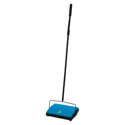 BISSELL® Sweep Up™ Carpet & Floor Sweeper - Blue 2102B