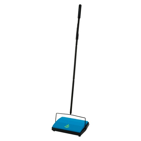 BISSELL® Sweep Up™ Carpet & Floor Sweeper - Blue 2102B - image 1 of 7