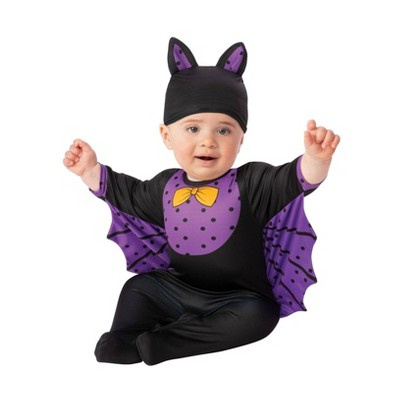Baby Little Bat Halloween Costume 6 12M