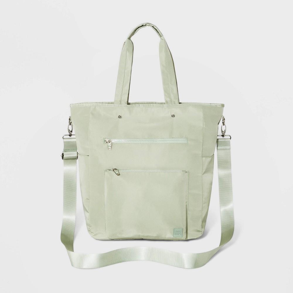 Image of Convertible Backpack - JoyLab Green