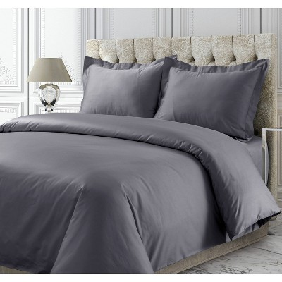 3pc 300 Thread Count Rayon from Bamboo Oversized Duvet Set - Tribeca Living