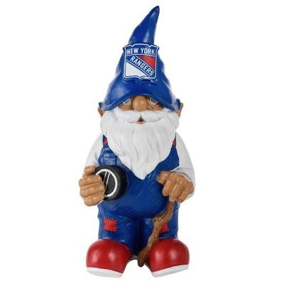 """NHL New York Rangers 11.5"""" Team Gnome"""