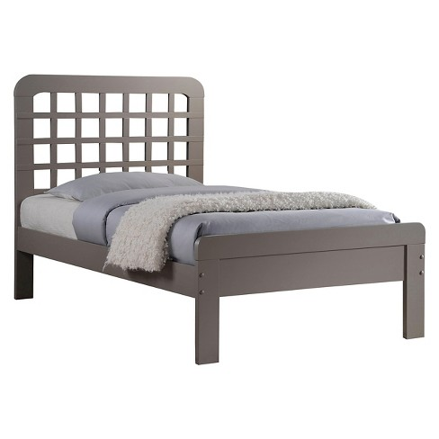 Lyford Kids Bed - Gray(Full) - Acme - image 1 of 2