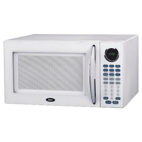 Oster 1 Cu Ft 1000 Watt Microwave