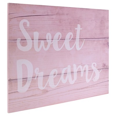 NoJo® Chantilly Wall Décor MDF Sweet Dreams