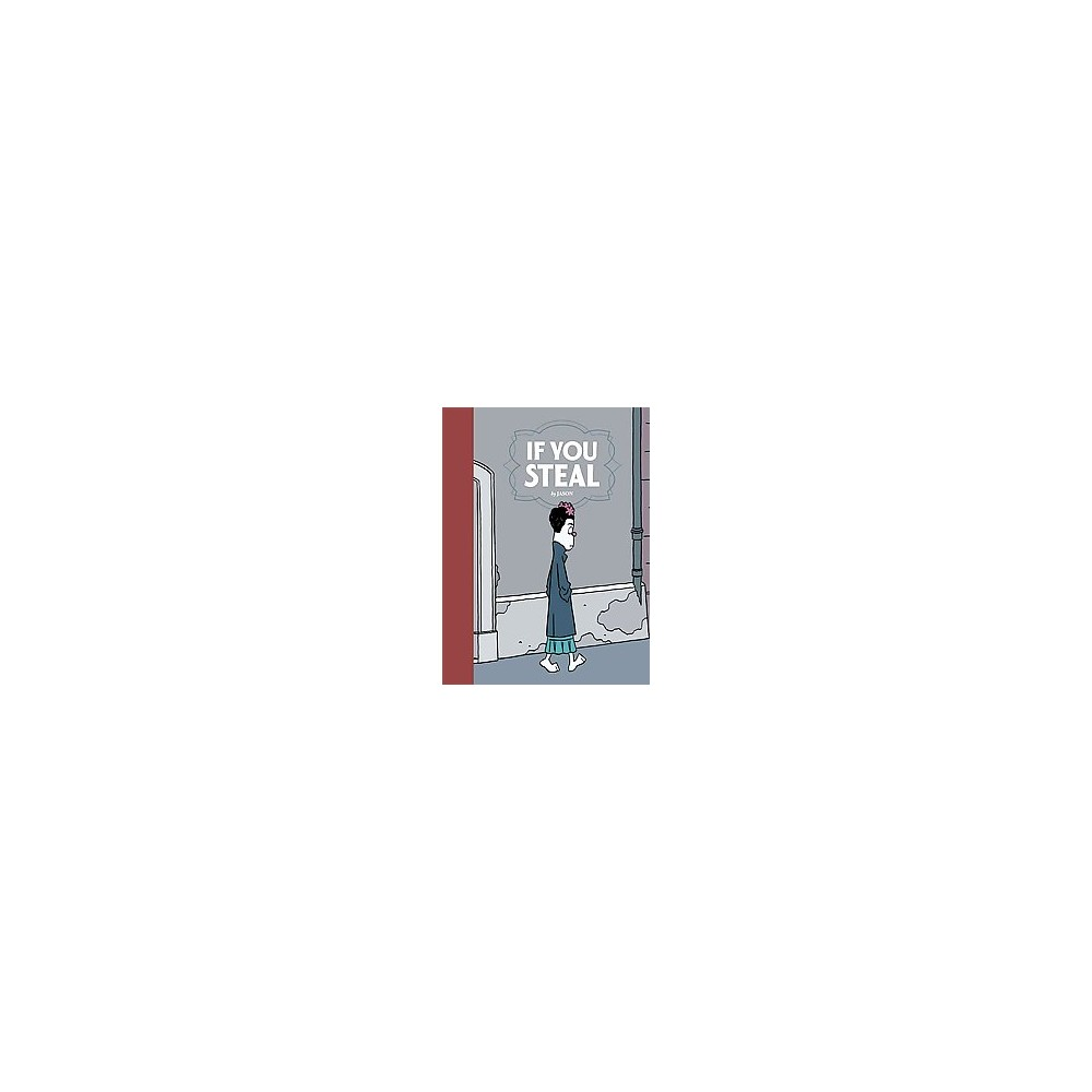 If You Steal (Hardcover) (Jason)