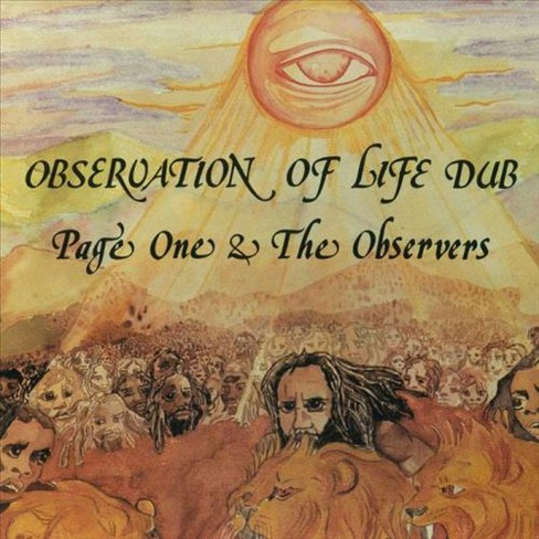 Page one & the obser - Observation of life dub (CD) - image 1 of 1