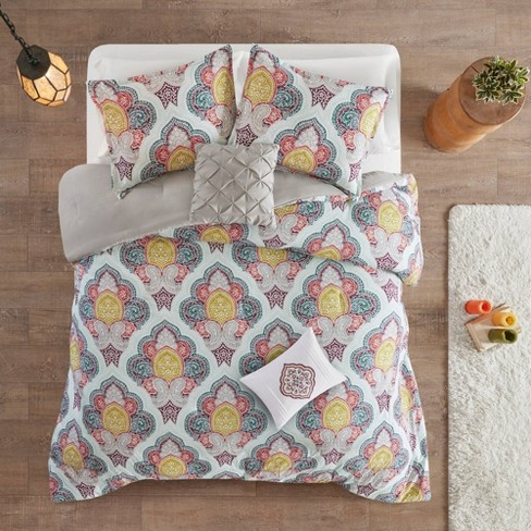 Amira Paisley Medallion Comforter Set - image 1 of 4