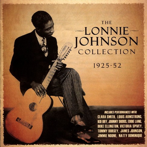 Lonnie Johnson - Lonnie Johnson Collection:1925-1952 (CD) - image 1 of 1