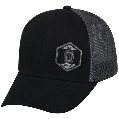 NCAA Men s Ohio State Buckeyes Snapback Baseball Hat - Bishop Gray ... 5101b494062f