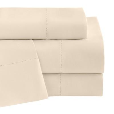The Bamboo Collection Rayon made from Bamboo Sheet Set - Tan (King)