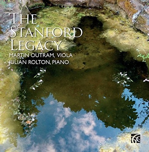 Martin Outram - Stanford Legacy (CD) - image 1 of 1