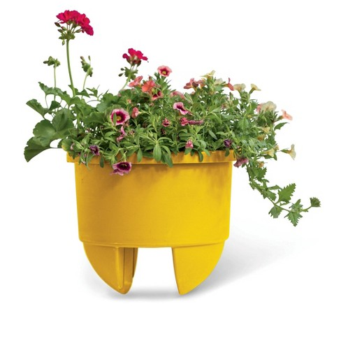 "Home Dek-Decor 12"" Planter for 4"" Railing - Gardener's Supply Company - image 1 of 2"