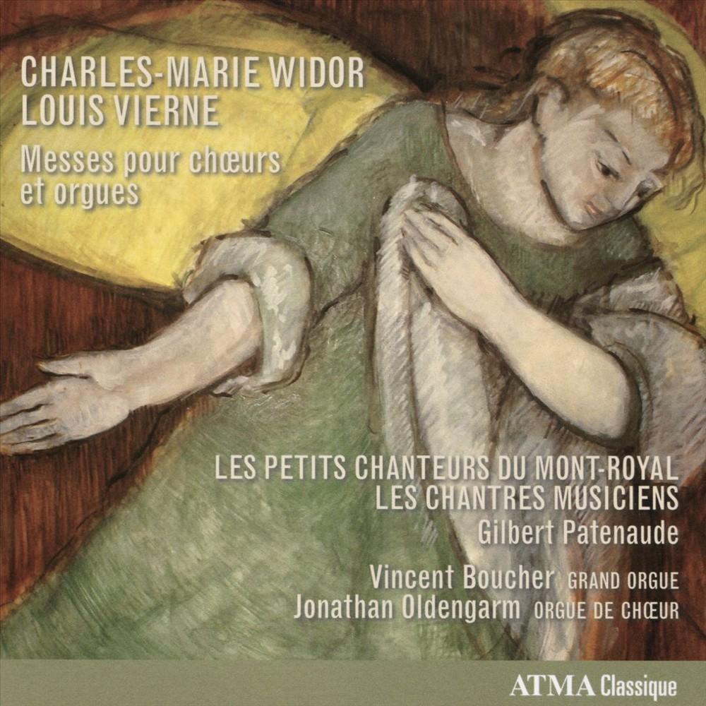 Les Petits Chanteurs - Vierne/Widor:Messes Pour Choeurs Et O (CD)
