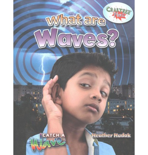 What Are Waves? (Paperback) (Heather C. Hudak) - image 1 of 1