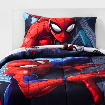Twin Spider-Man Bed in a Bag