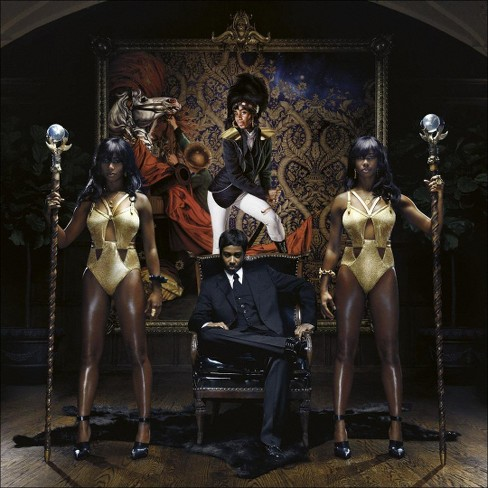 Santigold - Master of My Make-Believe (CD) - image 1 of 1