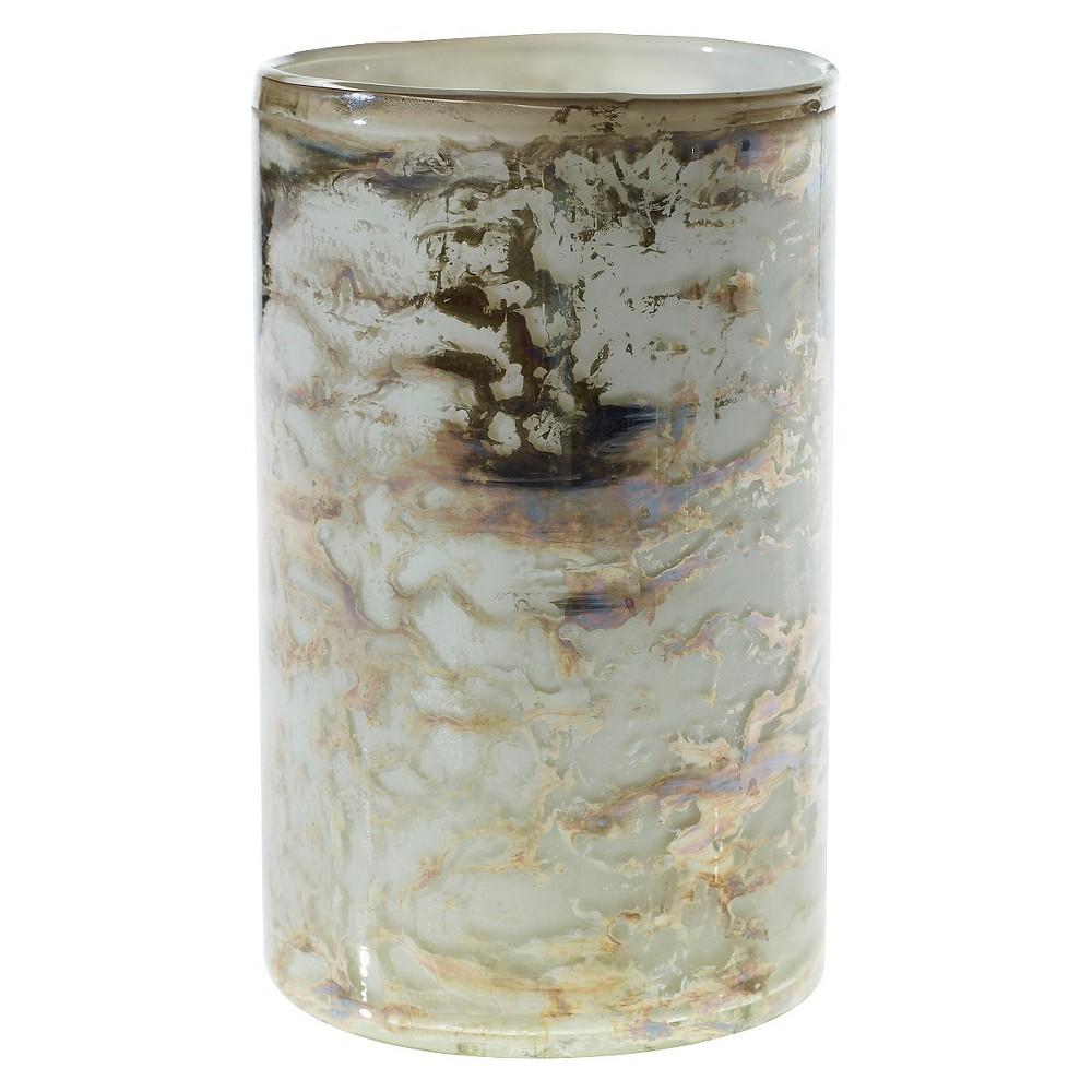 Embrace Cylinder - White (4.75
