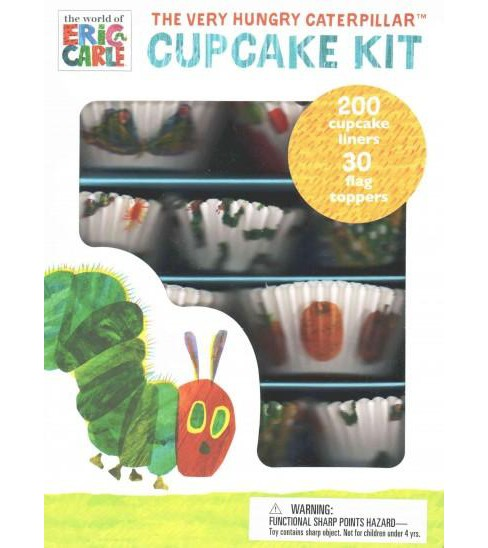 Very Hungry Caterpillar Cupcake Kit (Accessory) (Eric Carle) - image 1 of 1