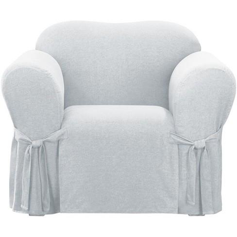 Prime Farmhouse Basketweave Chair Slipcover Sure Fit Ibusinesslaw Wood Chair Design Ideas Ibusinesslaworg