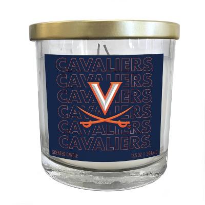 NCAA Virginia Cavaliers Echo Team Candle