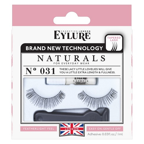 Eylure False Eyelashes Naturals No.031 - 1pr - image 1 of 5