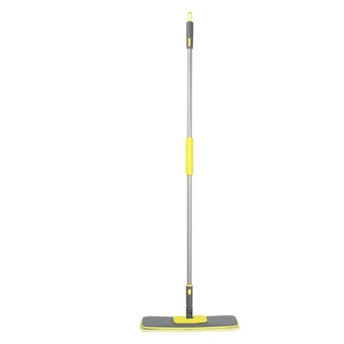 Wayclean Large Microfiber Floor Duster with Scrubber - image 1 of 4