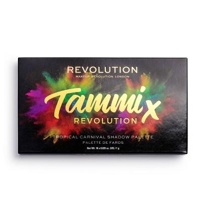 Makeup Revolution x Tammi Tropical Carnival Palette - 0.5oz