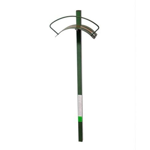 Yard Butler Heavy Duty Steel Free, Garden Hose Hanger Stand