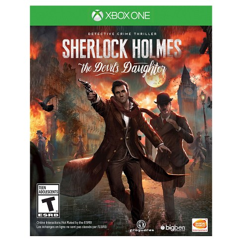 Sherlock Holmes: The Devil's Daughter Xbox One - image 1 of 7