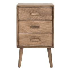 Safavieh Nightstand Brown