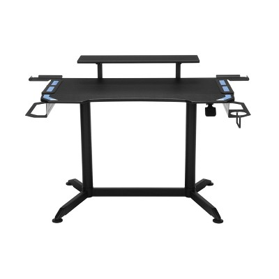 3010 Ergonomic Height Adjustable Gaming Computer Desk - RESPAWN