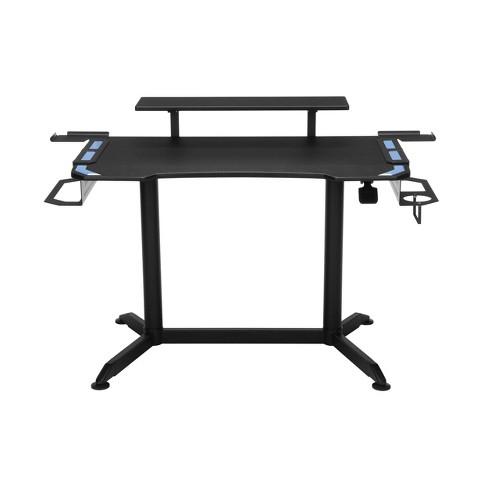 3010 Ergonomic Height Adjustable Gaming Computer Desk - RESPAWN - image 1 of 4