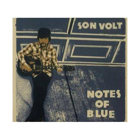 Son Volt - Notes Of Blue (CD) - image 1 of 1