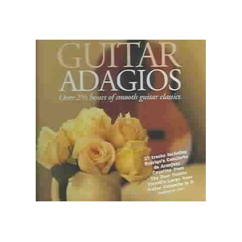 Ravel - Guitar Adagios (CD) - image 1 of 1
