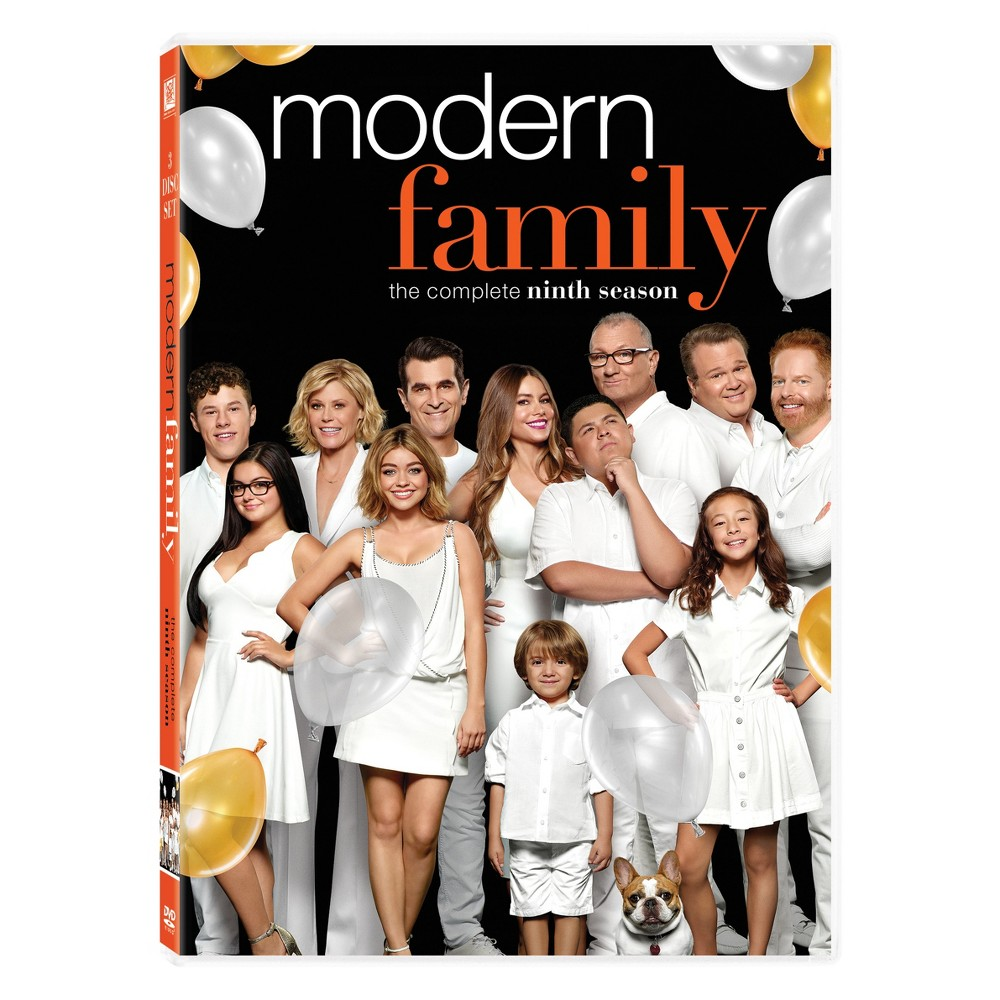 Modern Family Season 9 (Dvd)