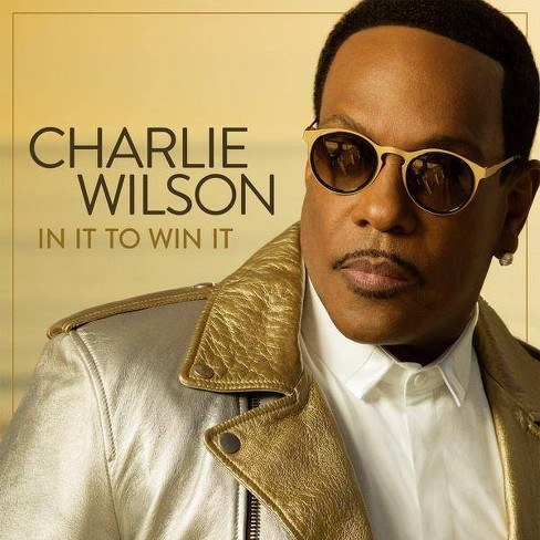 Charlie Wilson - In It To Win It (CD) - image 1 of 1