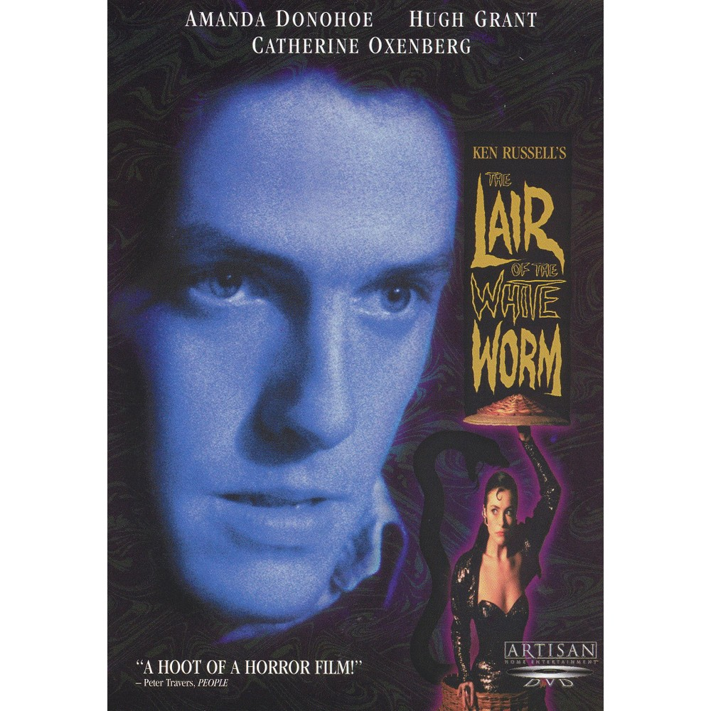 Lair Of The White Worm (Dvd)
