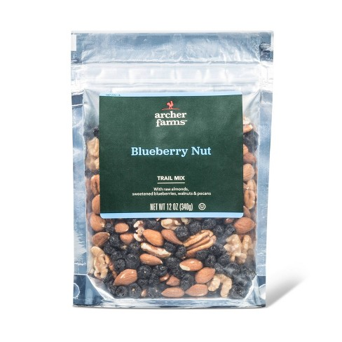 Blueberry Nut Heart Healthy Trail Mix - 12oz - Archer Farms™ - image 1 of 1