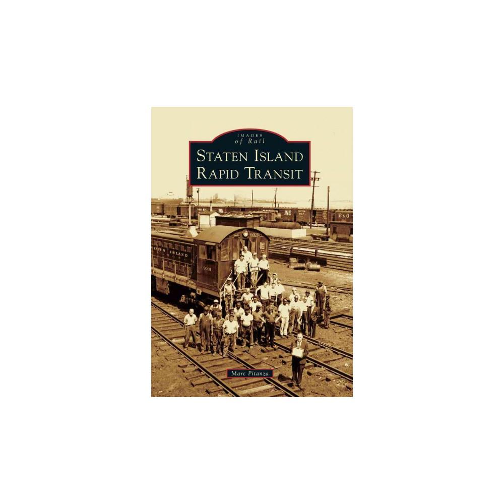 Staten Island Rapid Transit ( Images of Rail) (Paperback)