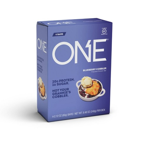 ONE Protein Bar - Blueberry Cobbler - image 1 of 3