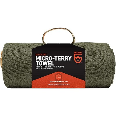 McNett Tactical Micro-Terry Ultra Compact Large Towel