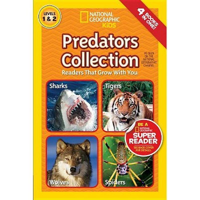 Predators Collection by National Geographic (Paperback)